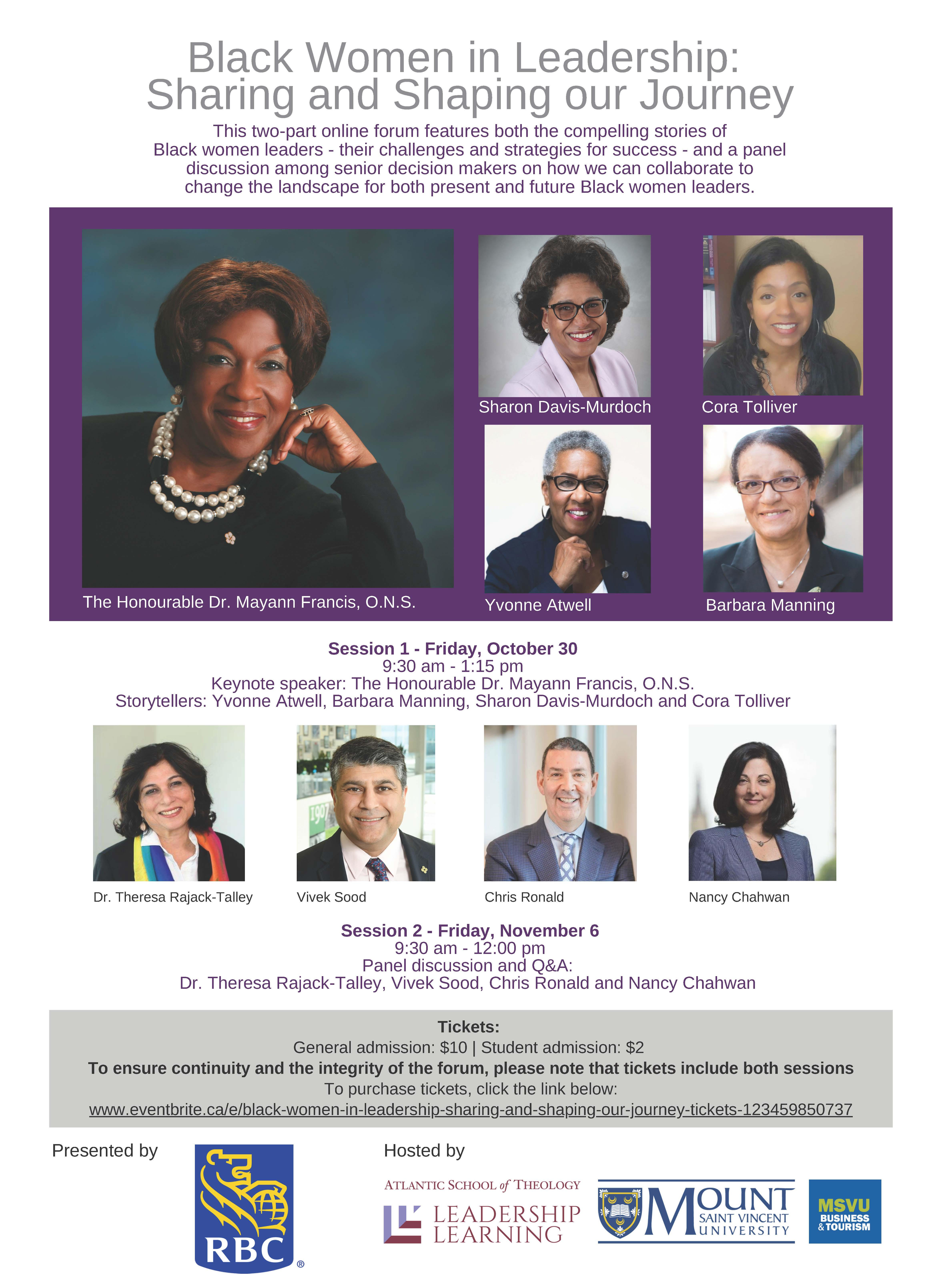 Black Women in Leadership