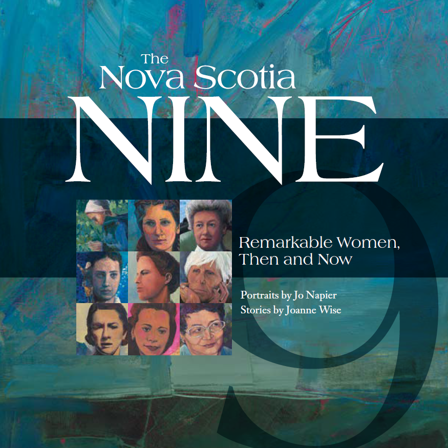 Nova Scotia Nine Cover